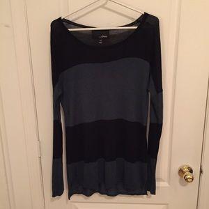 Line Knitwear Sweater